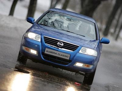 Ремонт Nissan Almera Classic