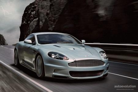 Ремонт Aston Martin DBS