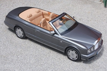 Ремонт Bentley Azure