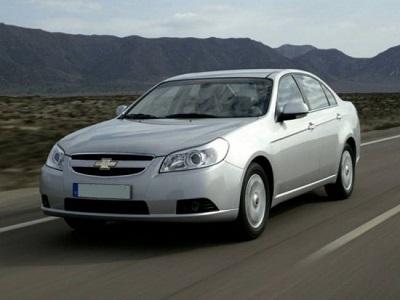 Ремонт Chevrolet Epica