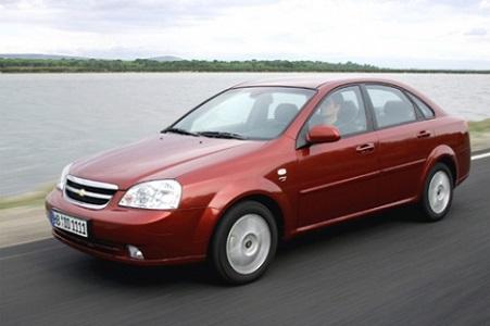 Ремонт Chevrolet Nubira