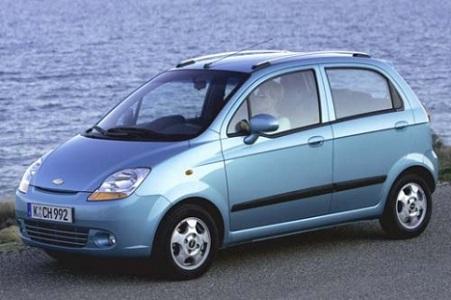 Ремонт Chevrolet Spark