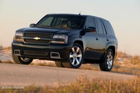 Ремонт Chevrolet Trailblazer