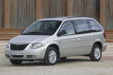 Ремонт Chrysler Voyager