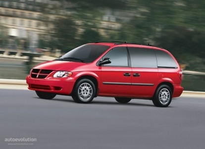 Ремонт Dodge Caravan