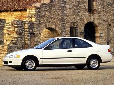 Ремонт Honda Civic V