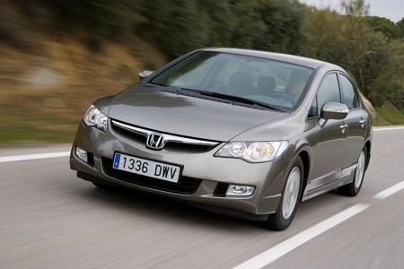 Ремонт Honda Civic VIII