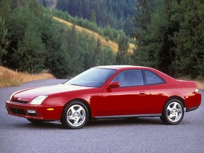 Ремонт Honda Prelude V