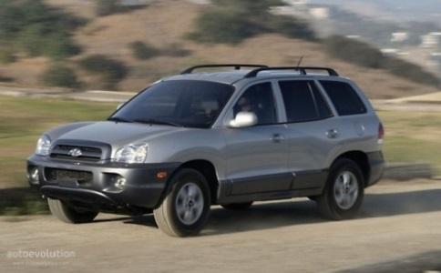 Ремонт Hyundai Santa Fe I