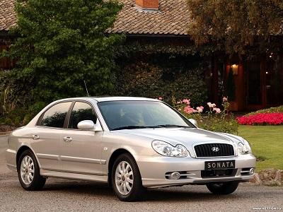 Ремонт Hyundai Sonata V