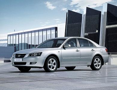 Ремонт Hyundai Sonata VI