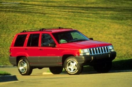 Ремонт Jeep Grand Cherokee I