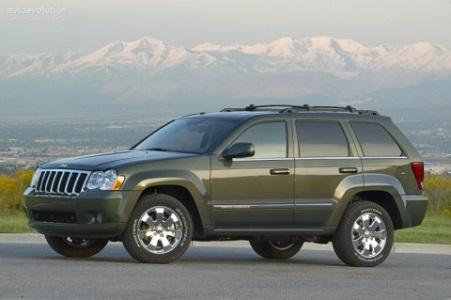 Ремонт Jeep Grand Cherokee III