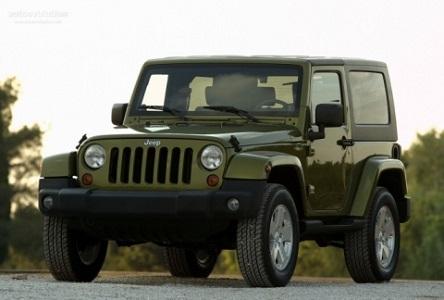 Ремонт Jeep Wrangler