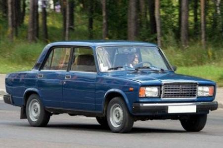 Ремонт Lada 2107