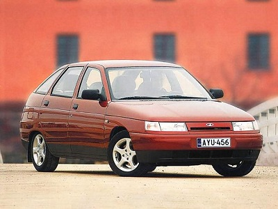 Ремонт Lada 2112