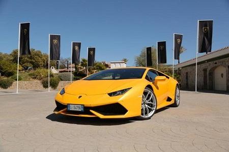 Ремонт Lamborghini Huracan
