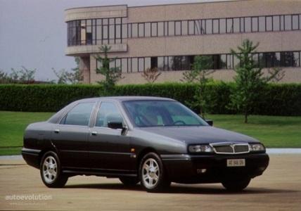 Ремонт Lancia Kappa