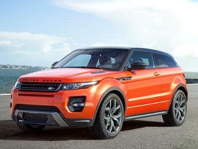 Ремонт Land Rover Range Rover Evoque