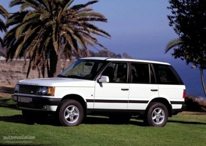 Ремонт Land Rover Range Rover II