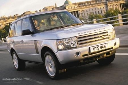 Ремонт Land Rover Range Rover III