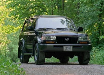 Ремонт Lexus IX I