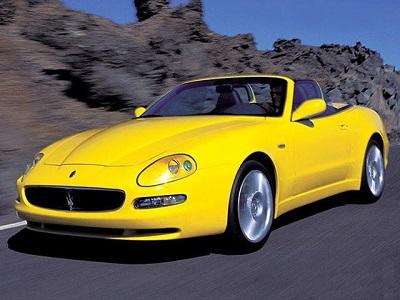 Ремонт Maserati Spyder