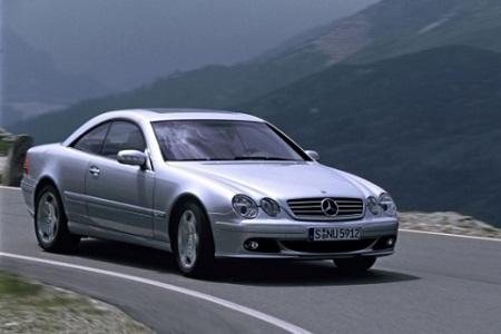 Ремонт Mercedes Benz W215