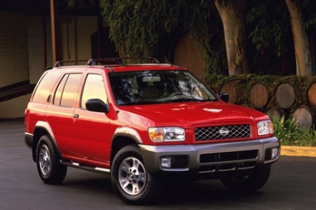 Ремонт Nissan Pathfinder II