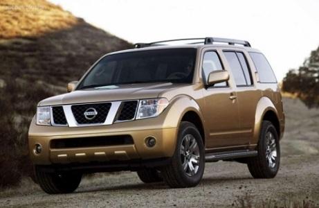 Ремонт Nissan Pathfinder III