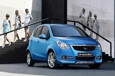 Ремонт Opel Agila II
