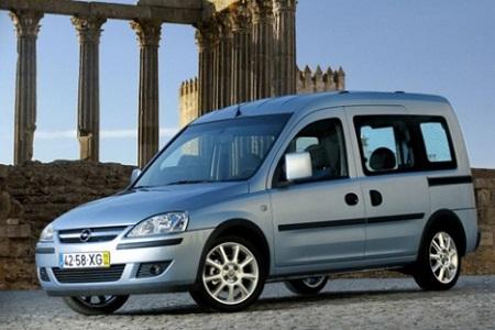 Ремонт Opel Combo