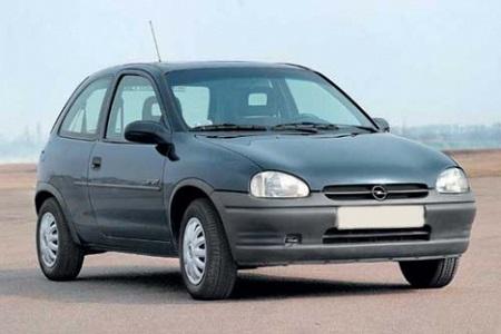 Ремонт Opel Сorsa B