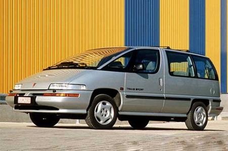 Ремонт Pontiac Trans Sport