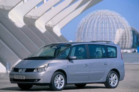 Ремонт Renault Espace IV