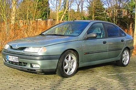 Ремонт Renault Laguna I