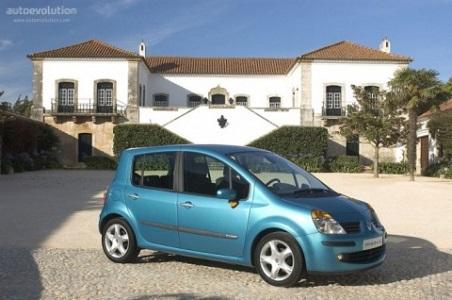 Ремонт Renault Modus