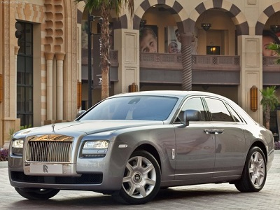 Ремонт Rolls Royce Ghost