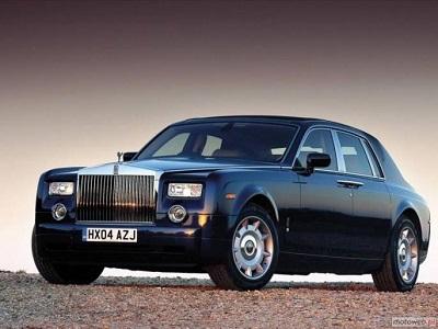 Ремонт Rolls Royce Phantom
