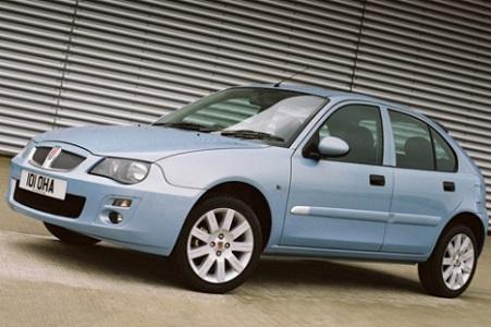 Ремонт Rover 25