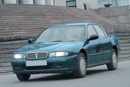 Ремонт Rover 600