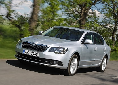 Ремонт Skoda SuperB II
