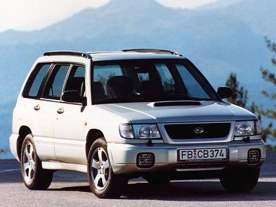 Ремонт Subaru Forester I