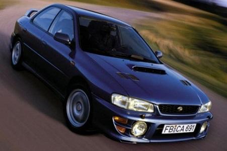 Ремонт Subaru Impreza I