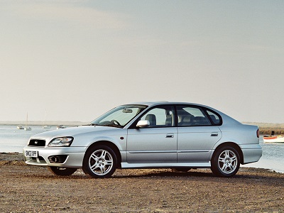 Ремонт Subaru Legacy III