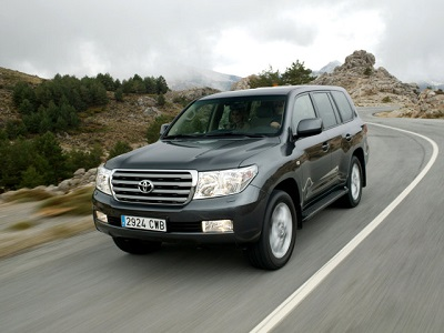 Ремонт Toyota Land Cruiser