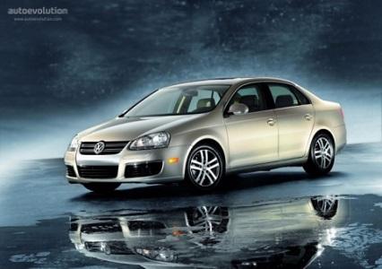Ремонт Volkswagen Jetta 5