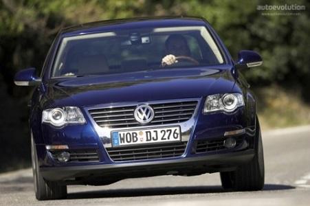 Ремонт Volkswagen Passat B6