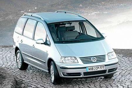 Ремонт Volkswagen Sharan