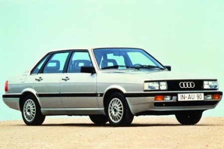 Ремонт Audi 80 III